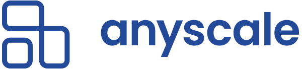 Anyscale logo