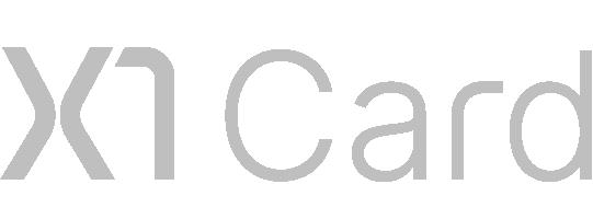X1 Card logo