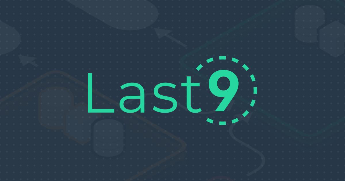 Last9 logo
