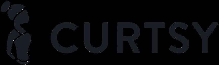 Curtsy logo