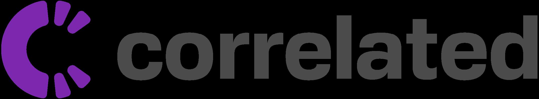 Correlated logo