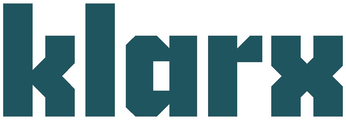 klarx logo