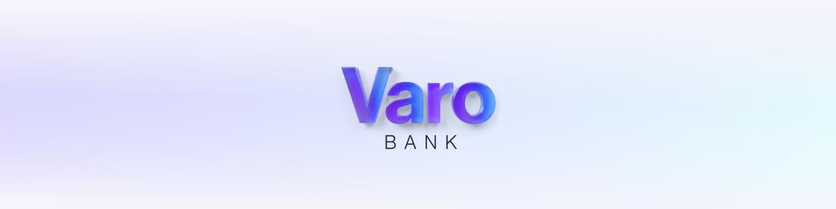 Varo Bank logo