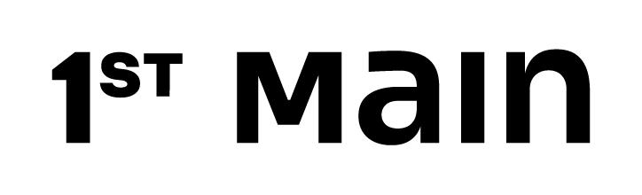 1st Main logo