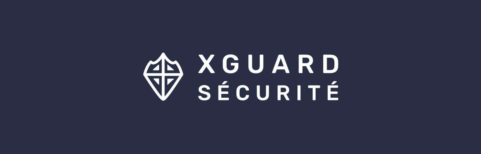 XGuard logo