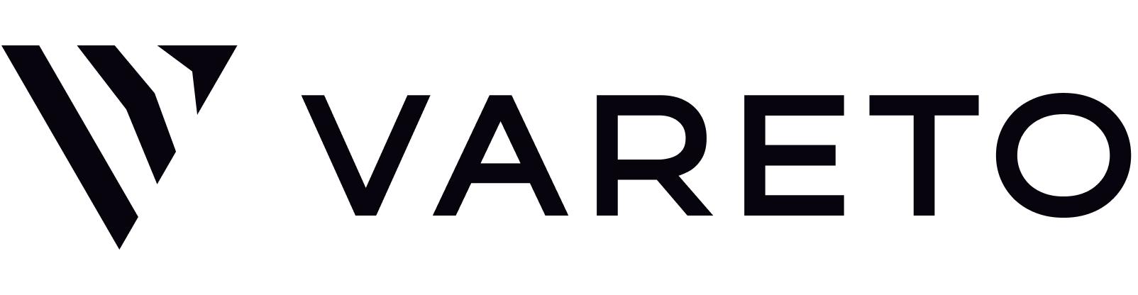 Vareto logo