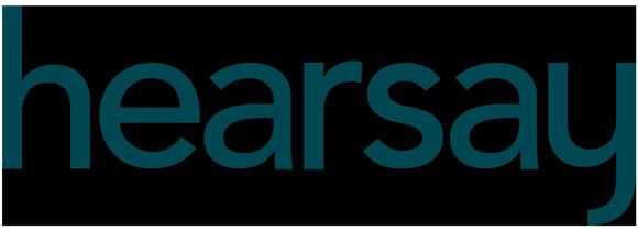 Hearsay Systems logo