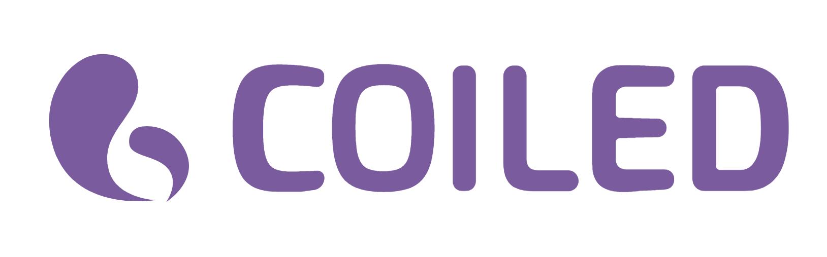 Coiled logo