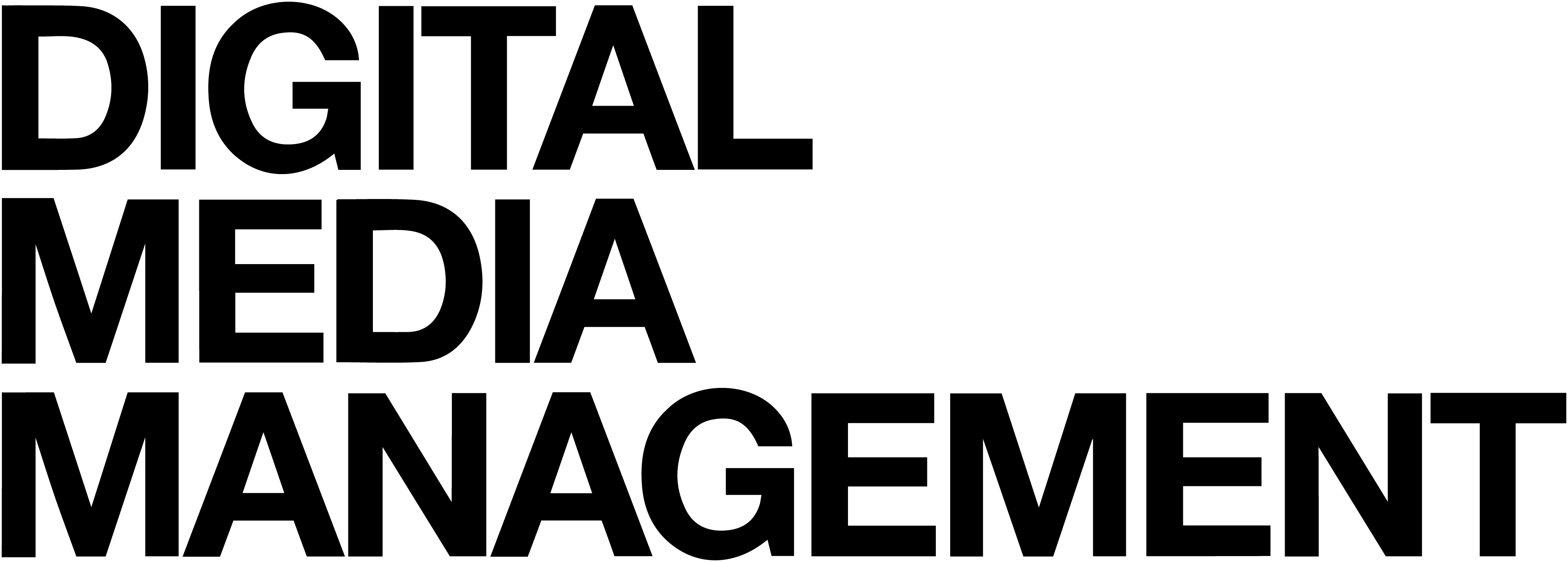 Digital Media Management logo