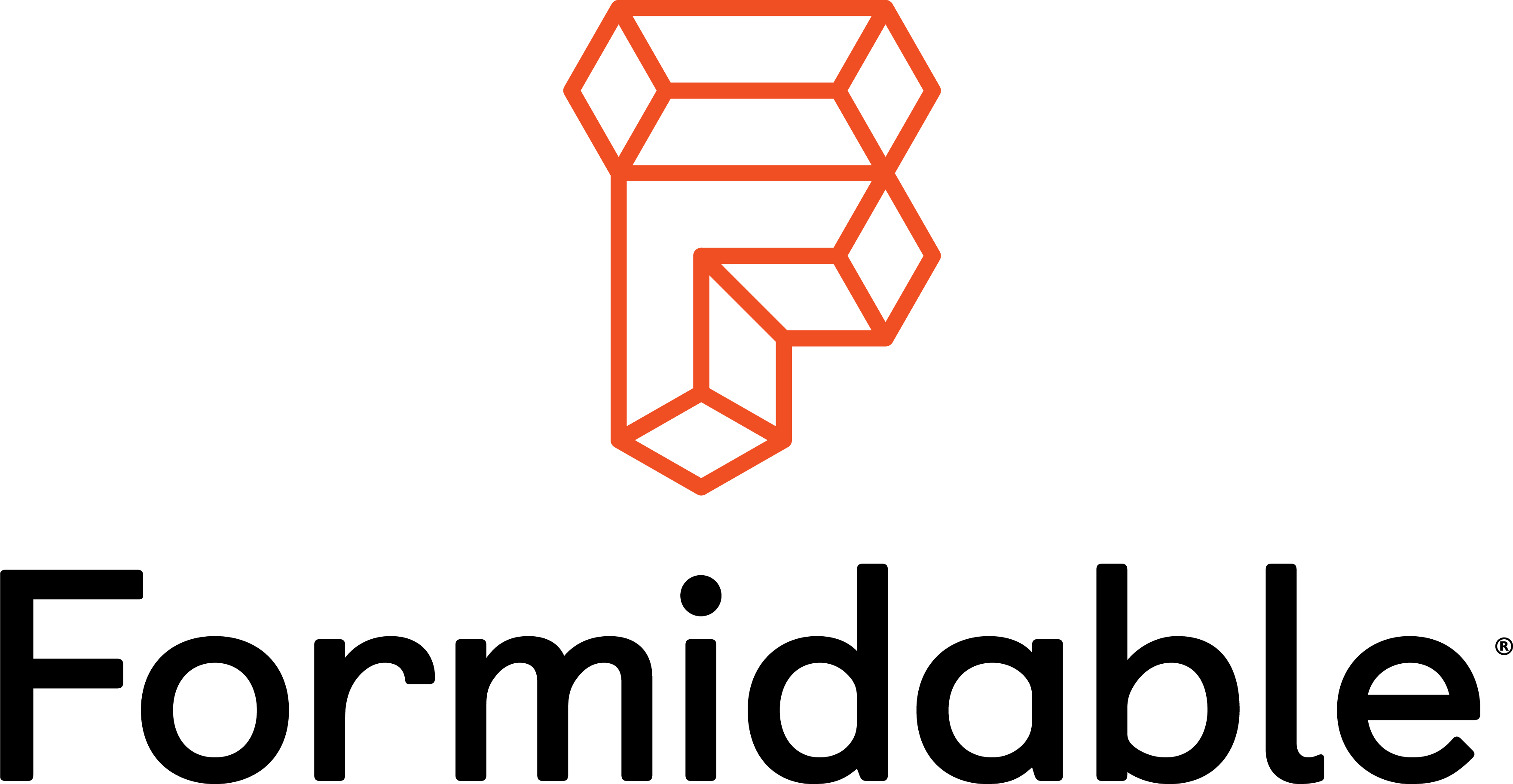 Formidable logo