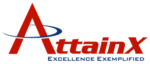 AttainX, Inc. logo