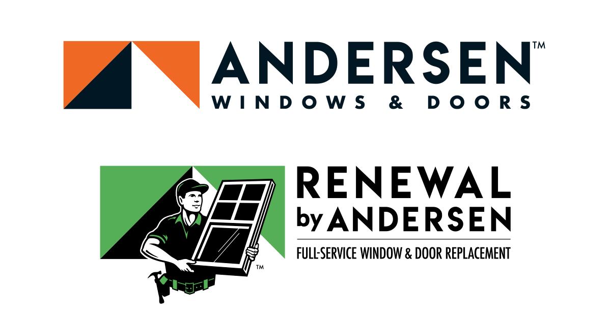 Andersen Corporation/Renewal by Andersen logo