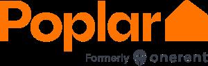 Poplar Homes (formerly Onerent) logo