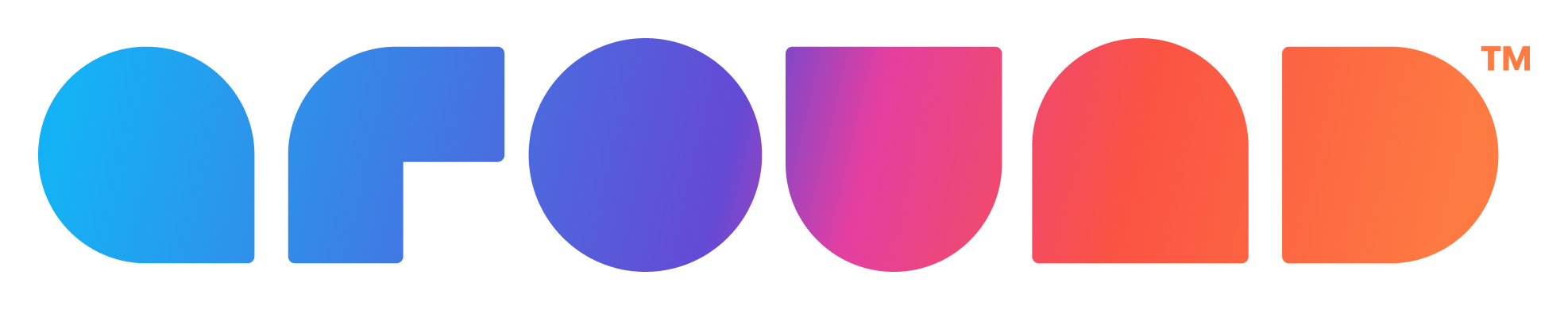 Around logo