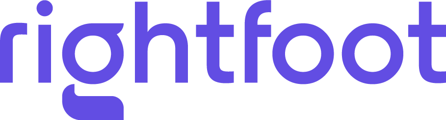 Rightfoot logo