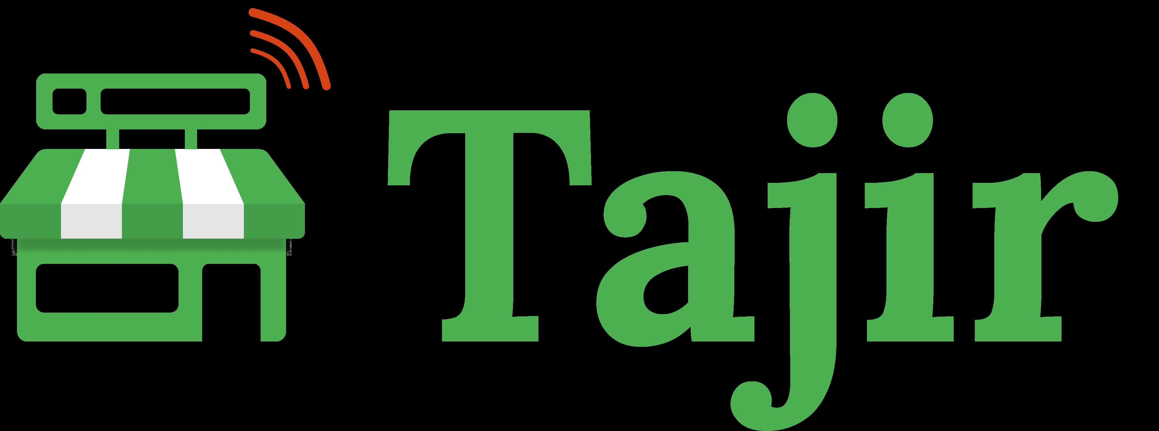 Tajir logo