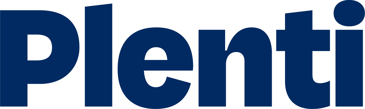 Plenti logo