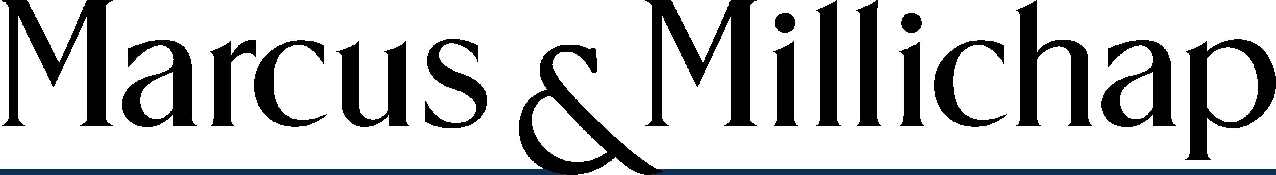 Marcus & Millichap logo