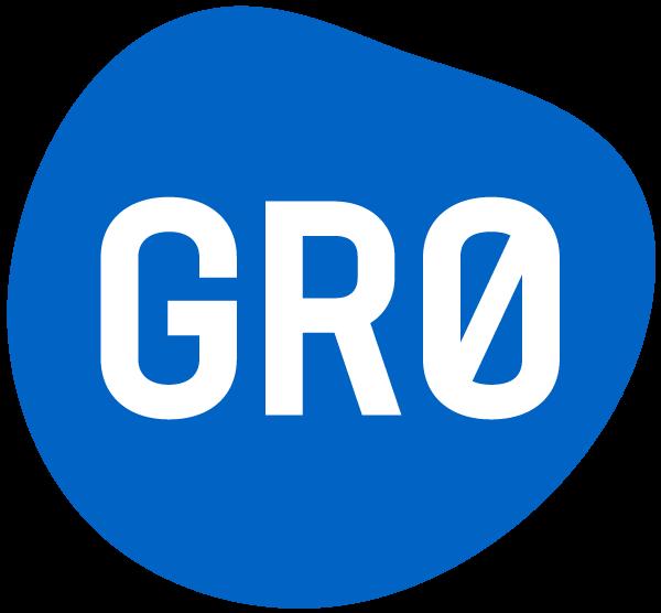 GR0 logo