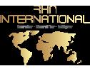 RHA international  logo