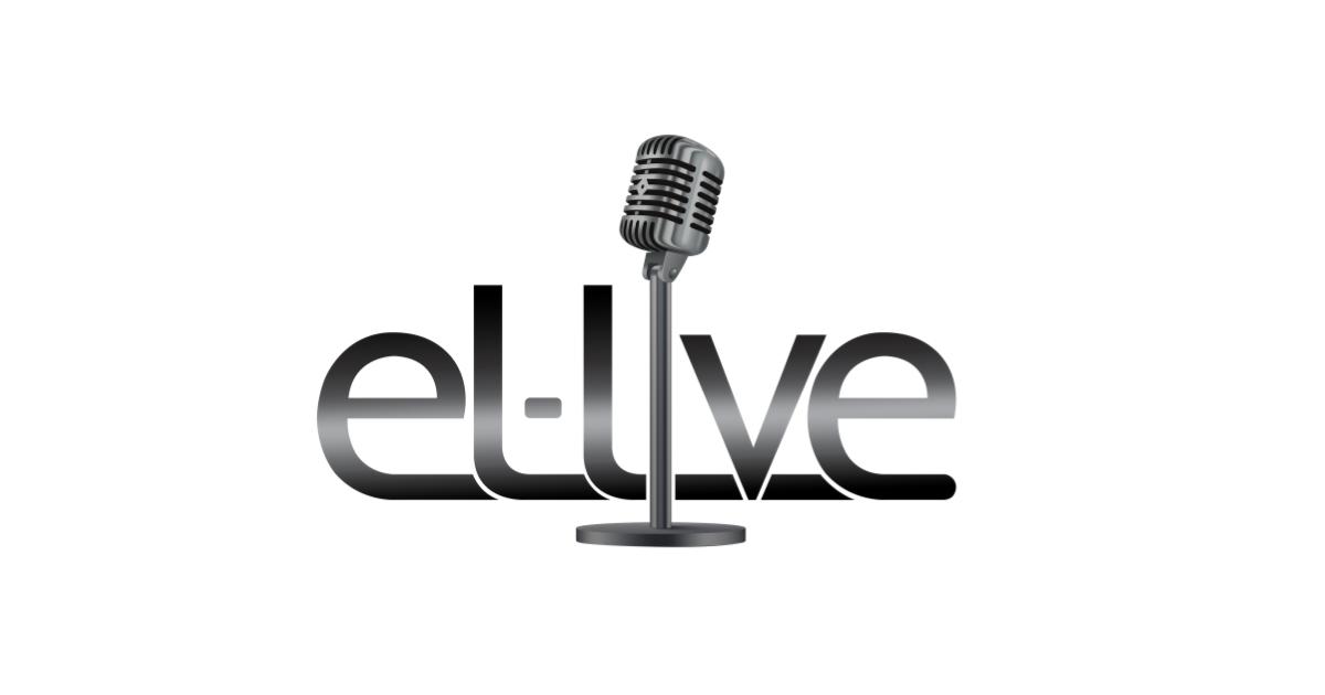 el-live Productions logo