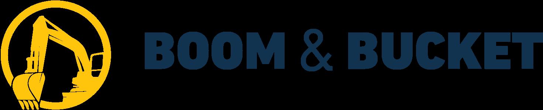 Boom & Bucket logo