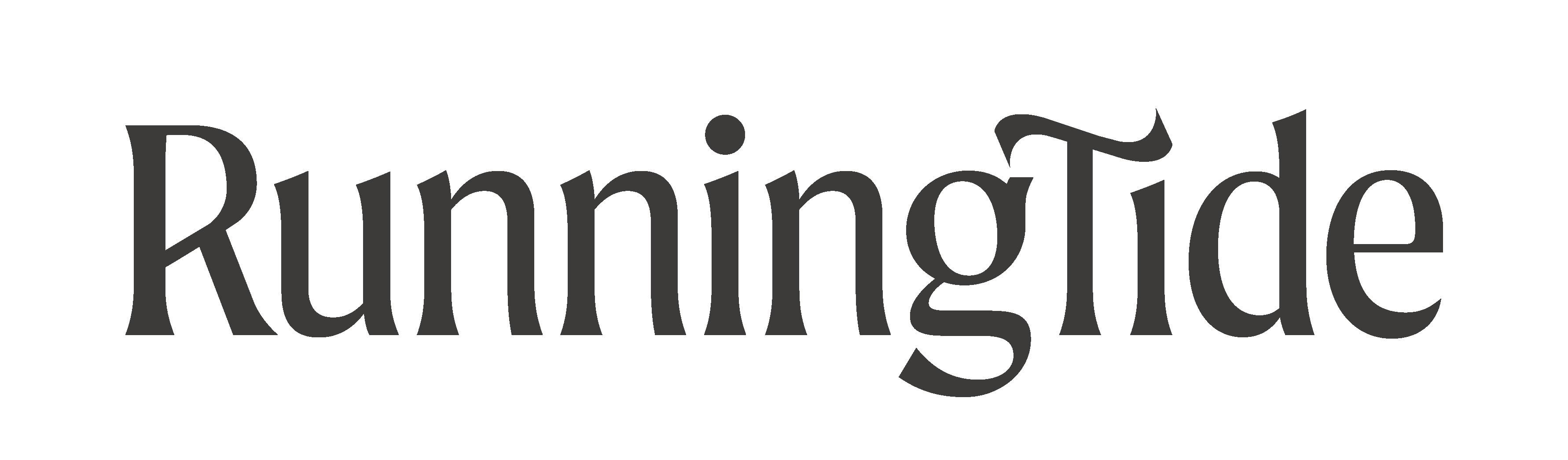 Running Tide logo