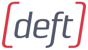 Deft (formerly ServerCentral) logo