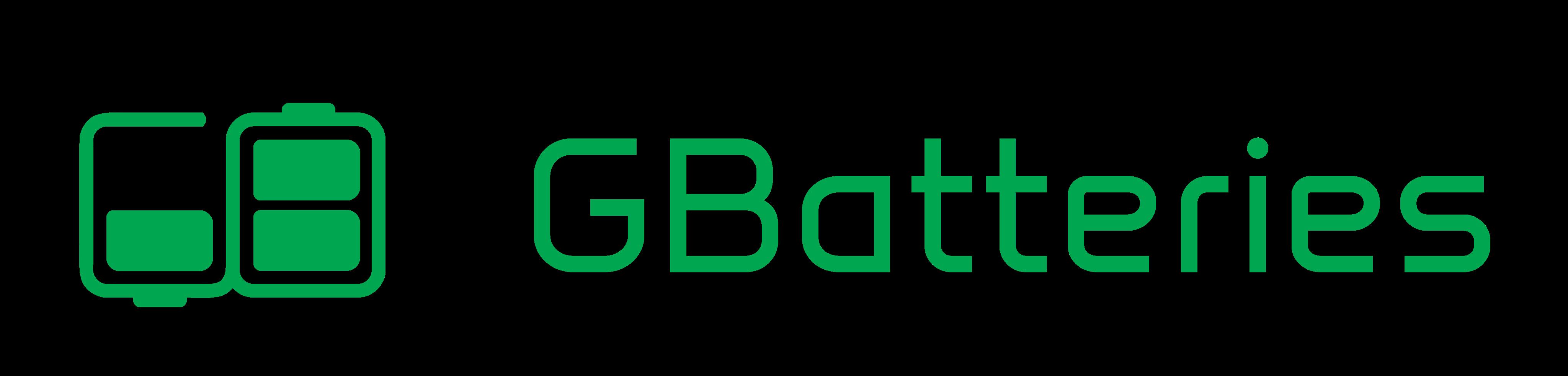 GBatteries logo