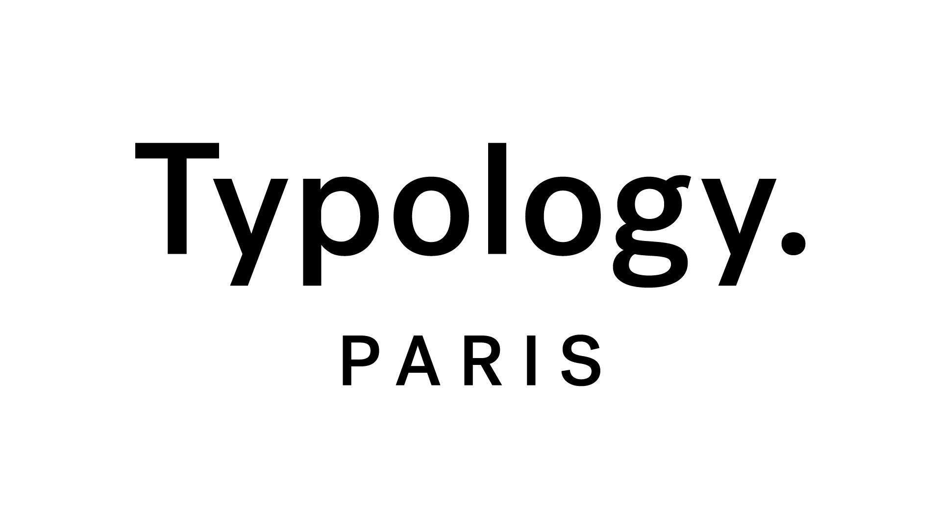 Typology logo